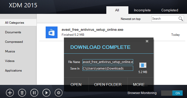 Xtreme Download Manager Free Download - FileMartin com